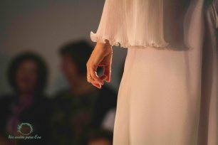 Un anilllo para Eva estuvo presente en el desfile benéfico del día 17 de abril en Fomento Gandía, Novias de todas las épocas, en beneficio de la Asociación Española Contra el Cáncer.