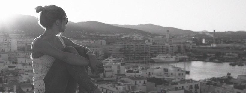 Sylvia Pallarés Just de networking en Ibiza