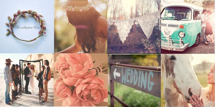 Un anillo para EVa|Todo para tu boda vintage y hippie